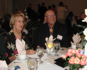 Frank and June Benardella at the Harrisburg MiniNationals in 2009